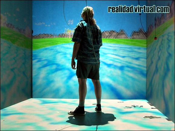 CAVE- Cave Automatic Virtual Environment